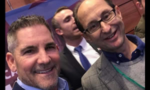 Jonathan Berliand with Grant Cardone