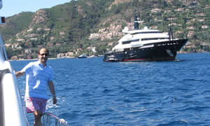 Care & Storage products  for  the  most luxurious Mega Yachts