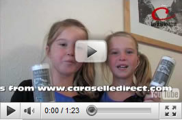 Click to watch Caraselle's Cutest Twins