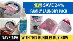 Brand New Family Laundry Pack