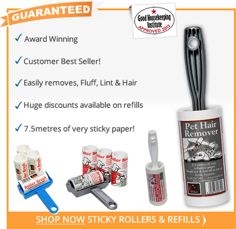 Sticky Rollers & Refills